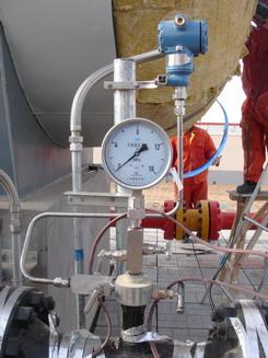 天然气应用